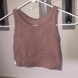 Freepeople movement XS top crop bra